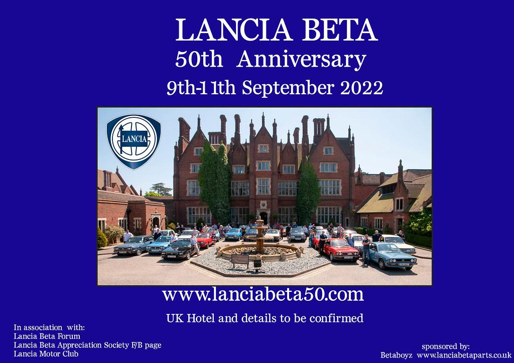 Lancia Beta 50