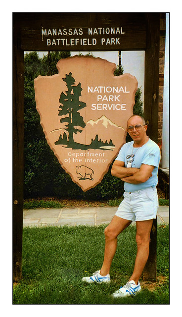 Manassas National Battlefield Park - USA -  America The Civil War Years.