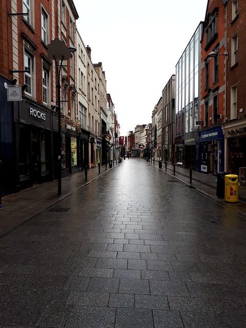 Lockdown Dublin