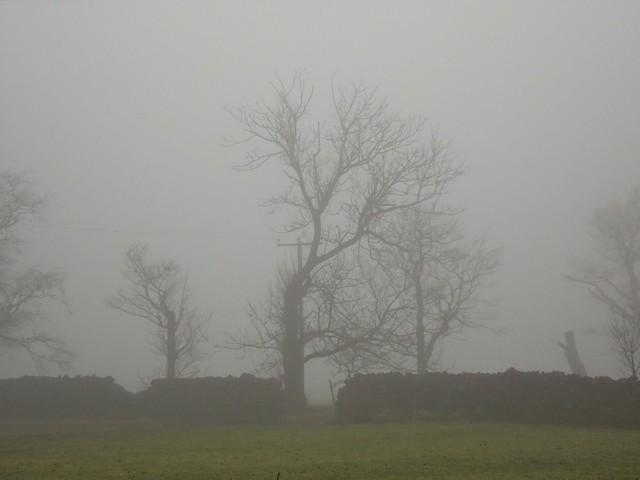 Behind The Misty Wall  (poetic 'sweet Romeo' version)
