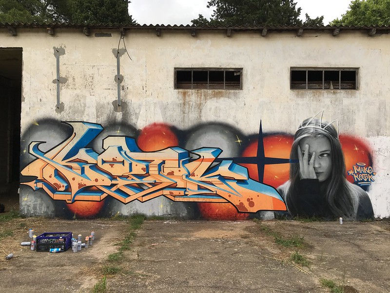 KOTKxMakoDeuza:Ajaccio, Corsica