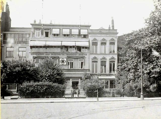 Havenziekenhuis 1927 Hotel Continental Rotterdam