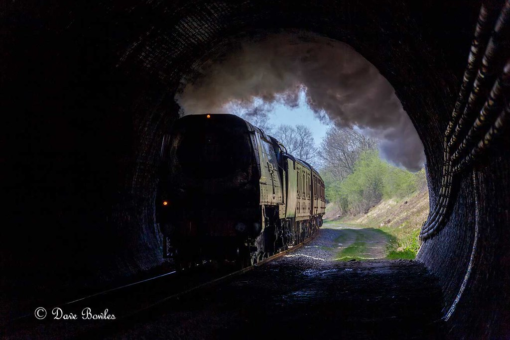 3rd May 2013. 34007 on the GCR(N)