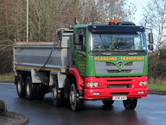 quicksilver coaches posted a photo:	118 (LX06 AAO)2006 Foden Alpha 3000 385A. Pearson & Sons, CoventryBuckingham, 29 January 2021New to Hazell & Jefferies, Pangbourne, Berkshire