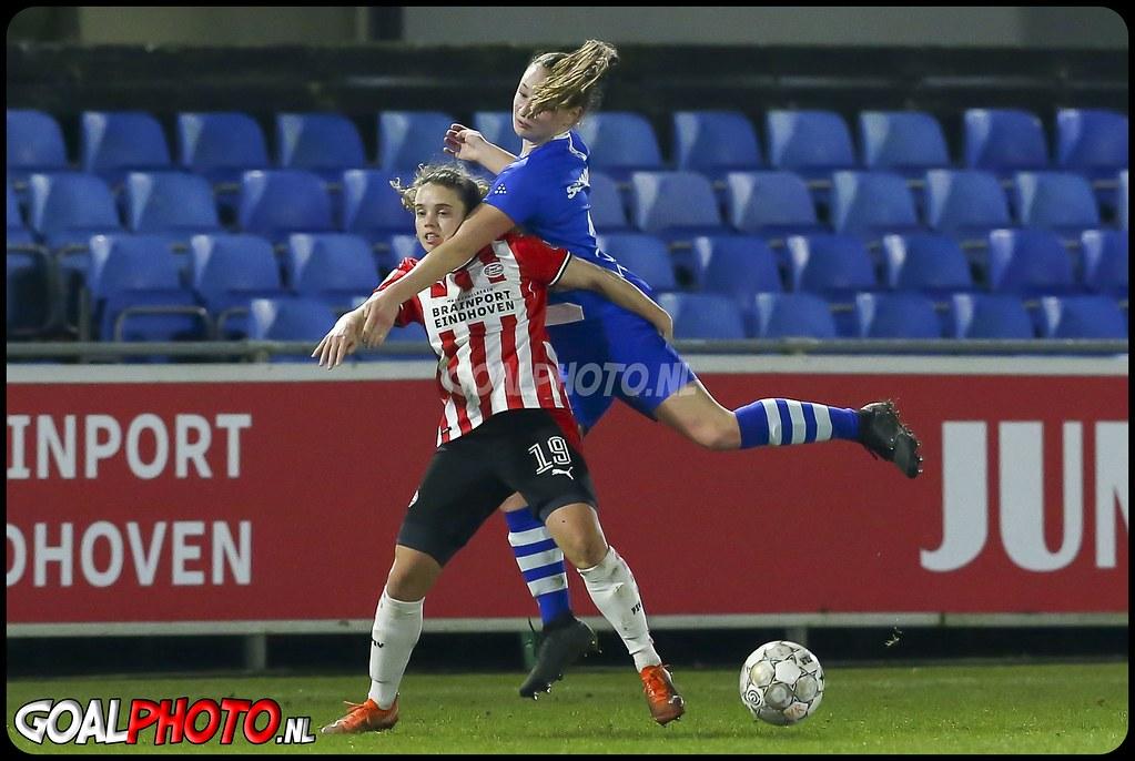 PSV - PEC Zwolle 05-02-2021