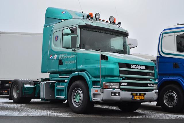 Scania T144 K. Rademaker Weerdinge