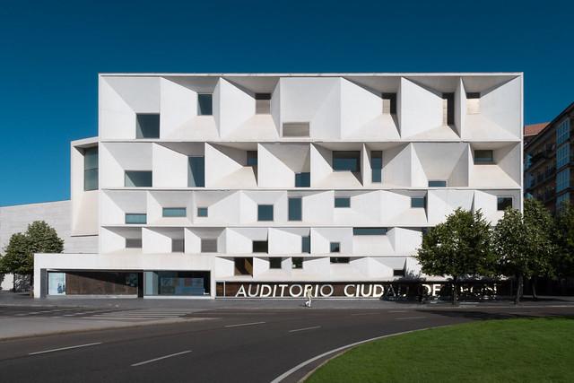 Mansilla + Tuñon Arquitectos. Auditorio Ciudad de León #1