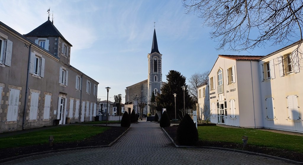 Aytré village, Charente Maritime