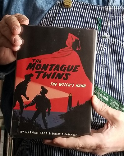 The Montague Twins: The Witch's Hand, Page and Shannon