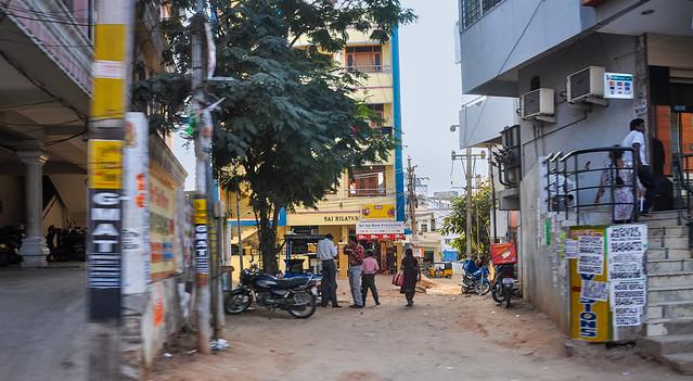 Afternoon in Hyderabad