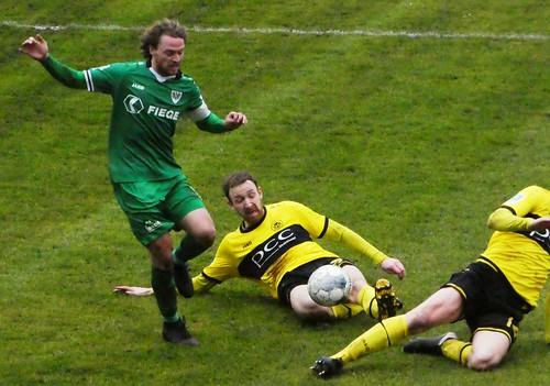 VfB Homberg 0:1 SC Preußen Münster