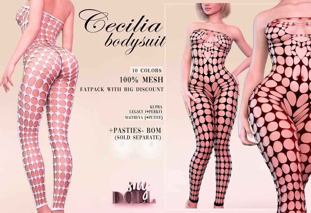 NEW release @Kinky event - Cecilia