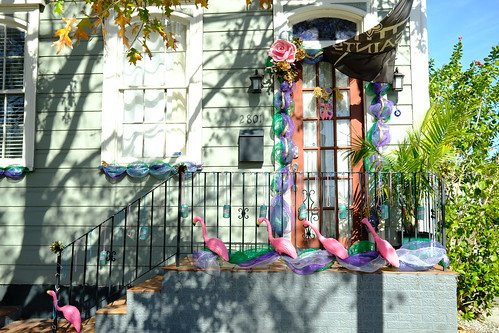 Krewe of House Floats 2021. Photo by Michele Goldfarb.