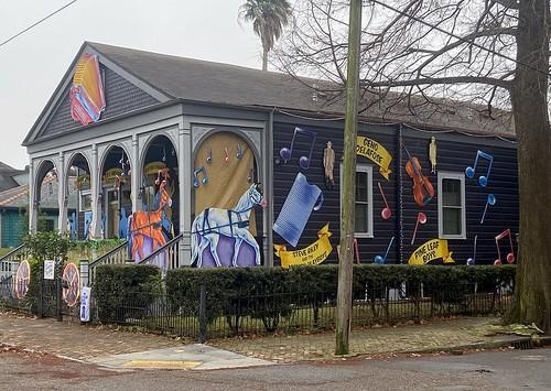 Louisiana Hayride, honoring musicians of SW Louisiana, at Euterpe & Constance