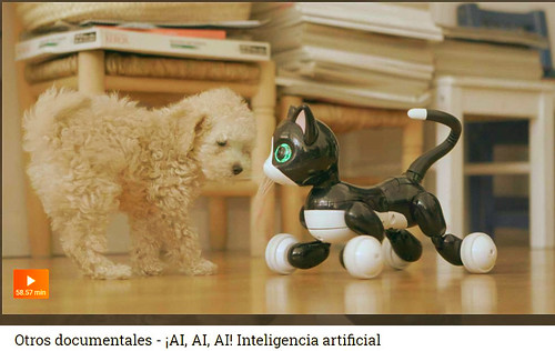 Inteligencia artificial: Un documental y una serie