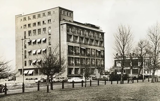 Havenziekenhuis 1958
