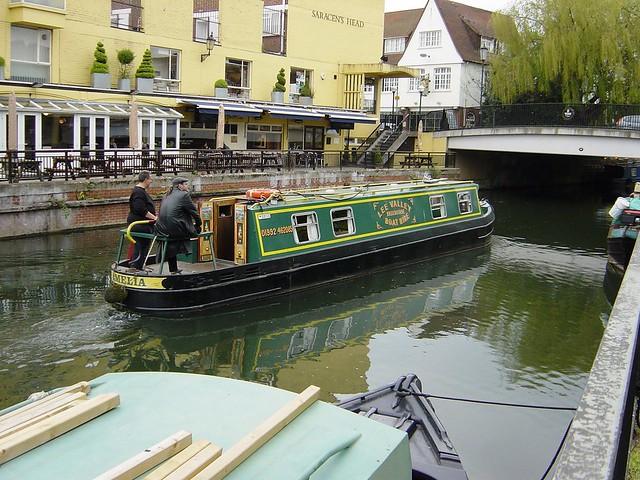 Ware, Hertfordshire, May 2010