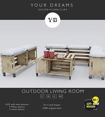 {YD} Outdoor Living Room
