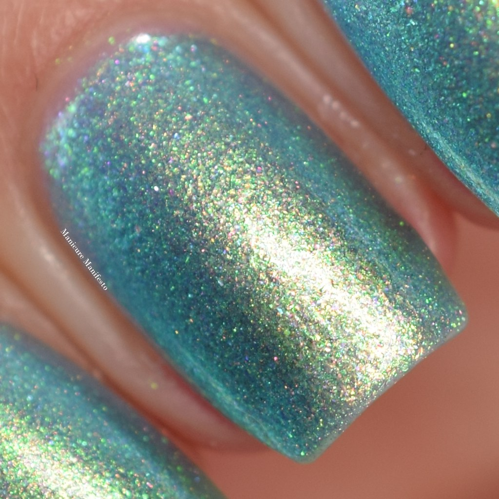 Great Lakes Lacquer Without Ever Having Felt Sorry For Itself swatch