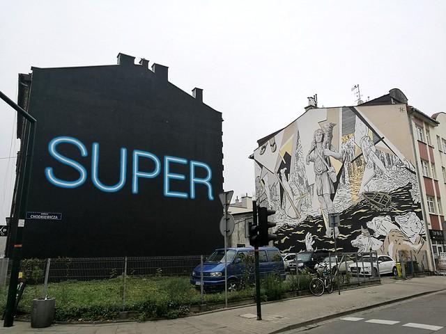 "Reklama gry ""Super Hot"""