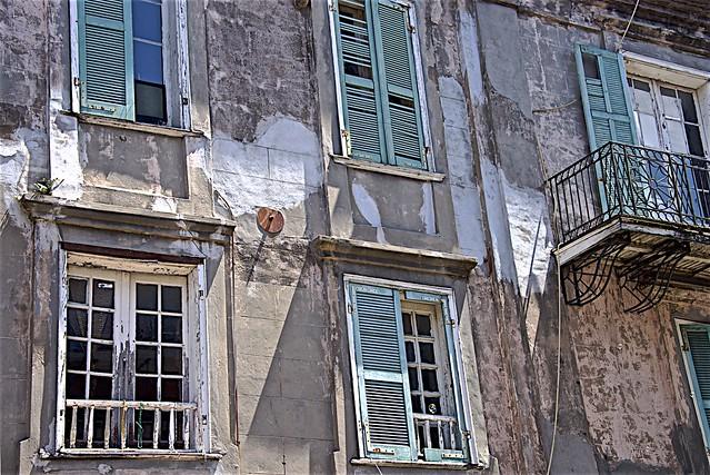 Still Vieux Carre' ...