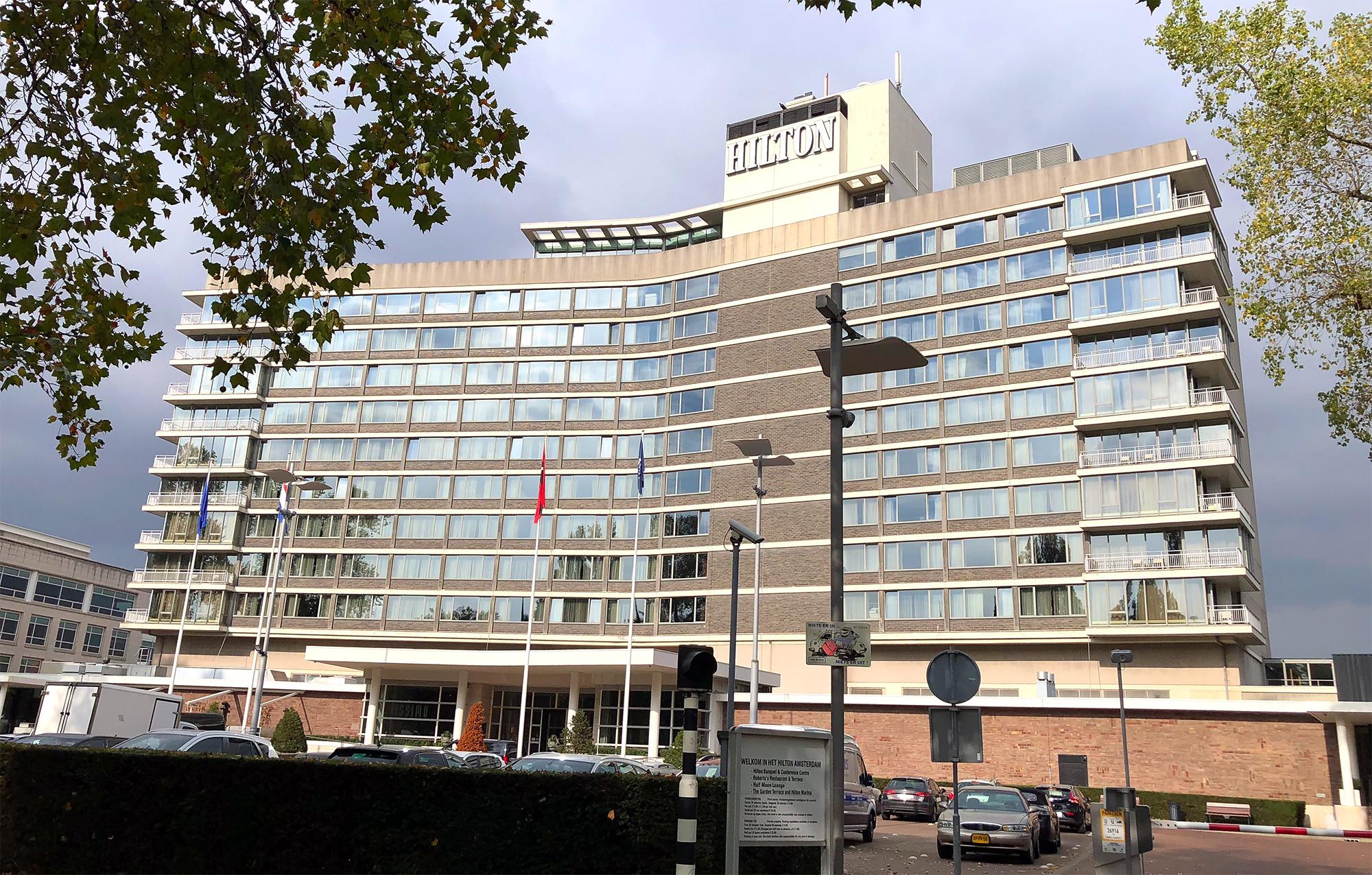 Hotel Hilton Amsterdam - Thewotme hilton amsterdam - 50916244821 3e797d71c0 k - El emblemático Hotel Hilton Ámsterdam