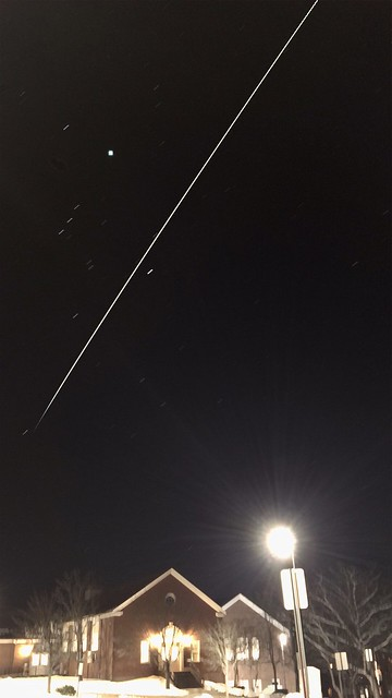 International Space Station time lapse