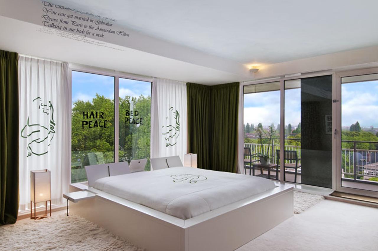 Hotel Hilton Amsterdam - Thewotme hilton amsterdam - 50916388997 a35e326335 o - El emblemático Hotel Hilton Ámsterdam