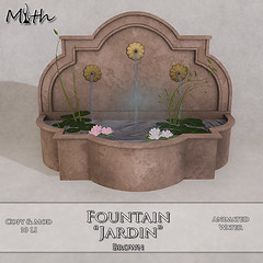 Fountain Jardin
