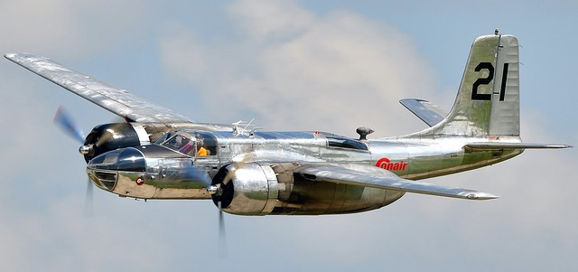 1941 Douglas A-26 Invader NL26BP 41-39359 USAAF