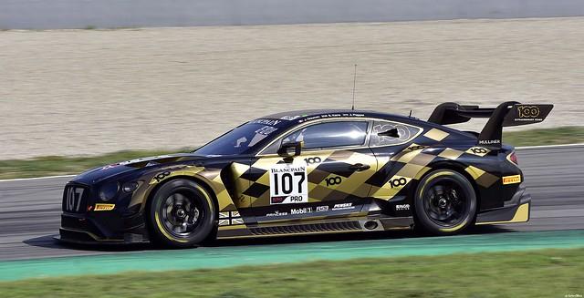 Bentley Continental GT3 / Jordan Pepper / ZAF /  Jules Gounon / FRA / Steven Kane / GBR / Bentley Team M-Sport