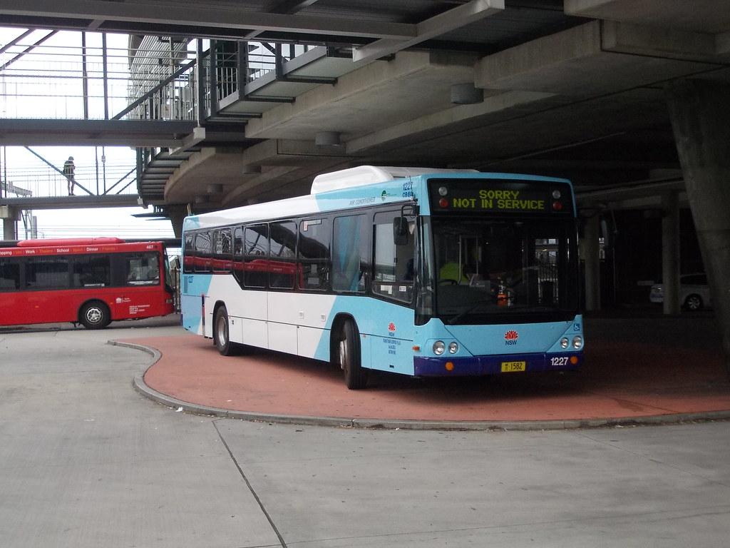 1227 (Ex. Smithfield 1227, exx. State Transit Authority 1582)