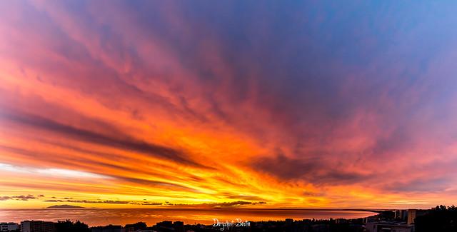 Bastia Sunrise
