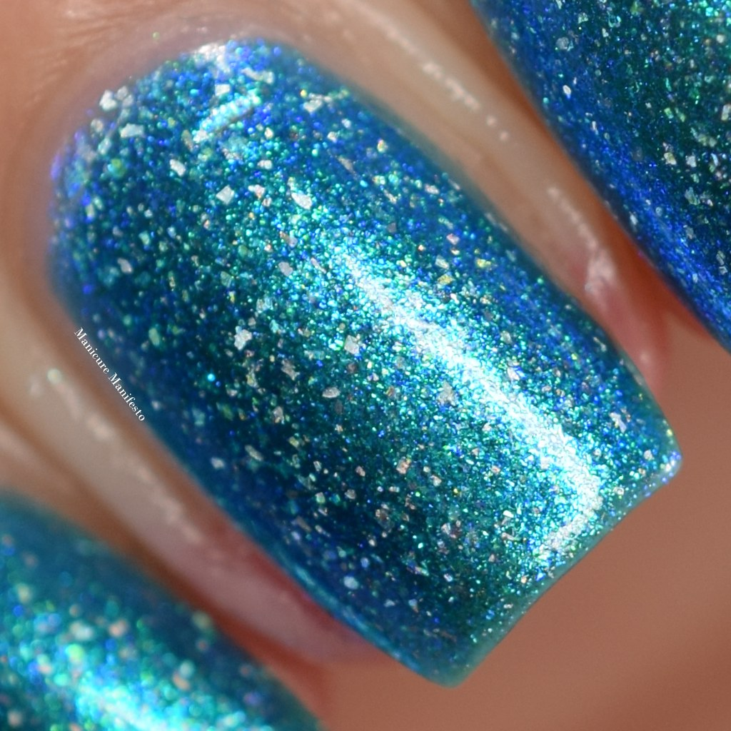 Great Lakes Lacquer Destination: Bali swatch