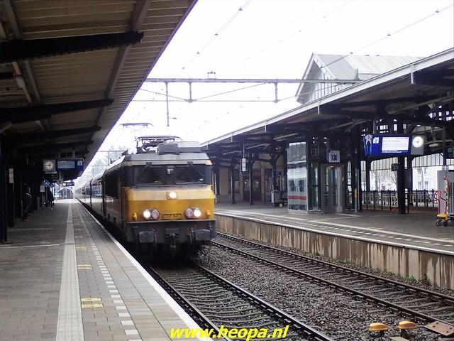 2021-02-06  Westerborkpad    Weesp-Bussum    21 Km   (132)