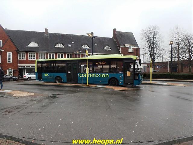 2021-02-06  Westerborkpad    Weesp-Bussum    21 Km   (126)