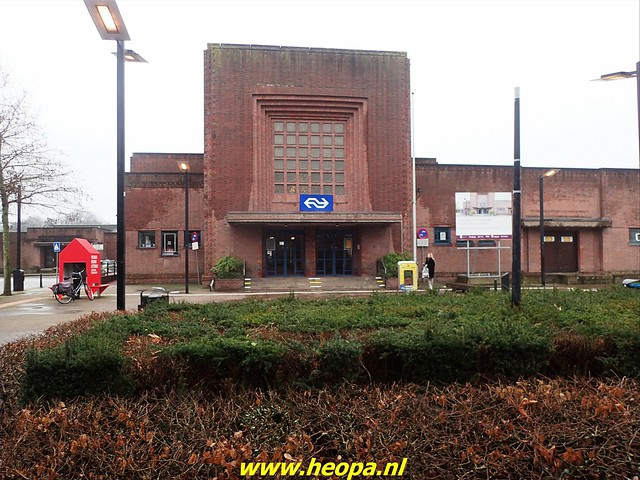 2021-02-06  Westerborkpad    Weesp-Bussum    21 Km   (125)