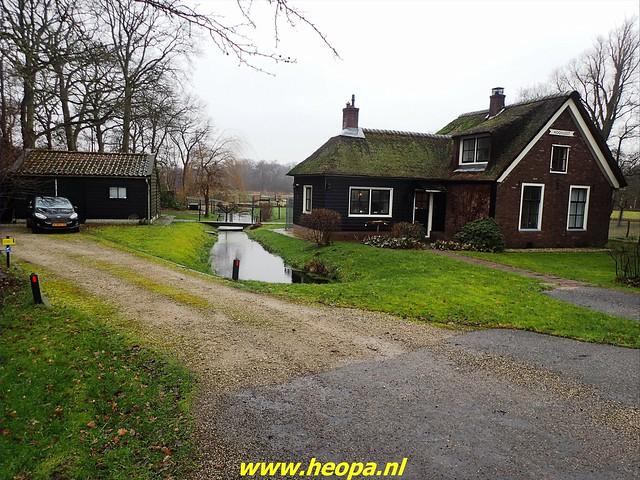 2021-02-06  Westerborkpad    Weesp-Bussum    21 Km   (117)