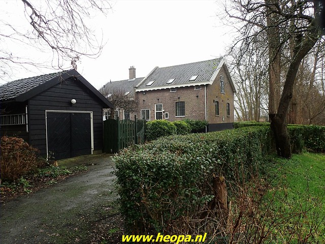 2021-02-06  Westerborkpad    Weesp-Bussum    21 Km   (109)
