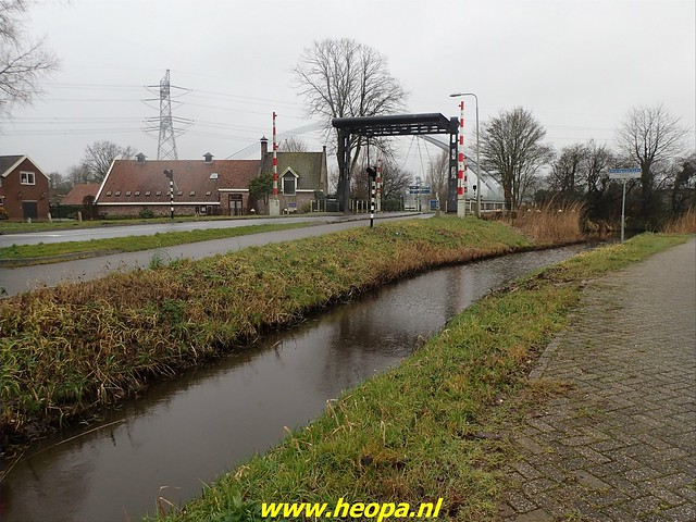 2021-02-06  Westerborkpad    Weesp-Bussum    21 Km   (94)