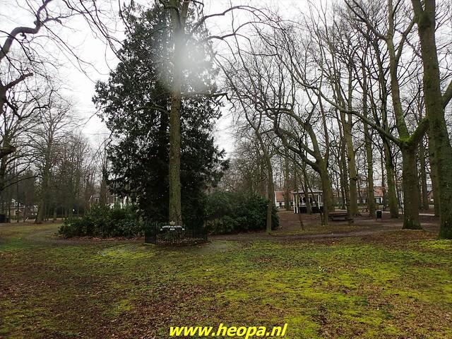 2021-02-06  Westerborkpad    Weesp-Bussum    21 Km   (85)
