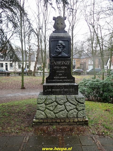 2021-02-06  Westerborkpad    Weesp-Bussum    21 Km   (81)