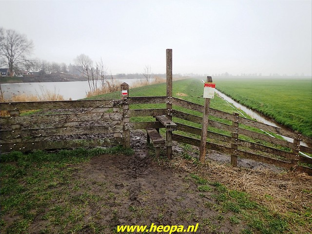 2021-02-06  Westerborkpad    Weesp-Bussum    21 Km   (62)