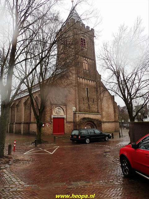 2021-02-06  Westerborkpad    Weesp-Bussum    21 Km   (48)