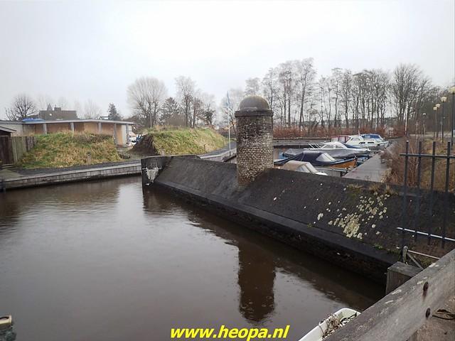 2021-02-06  Westerborkpad    Weesp-Bussum    21 Km   (43)