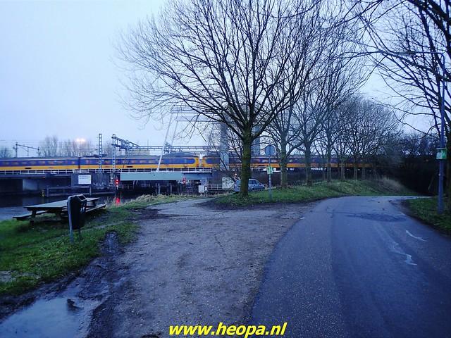 2021-02-06  Westerborkpad    Weesp-Bussum    21 Km   (28)