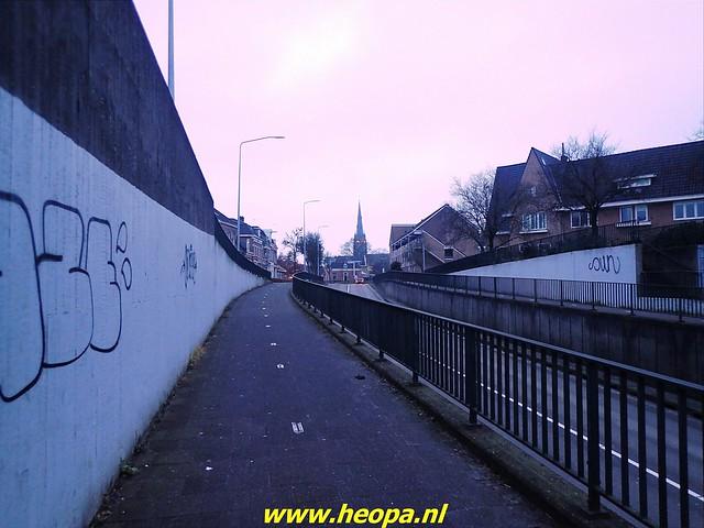 2021-02-06  Westerborkpad    Weesp-Bussum    21 Km   (2)