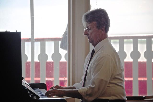 Riverboat Musician ...