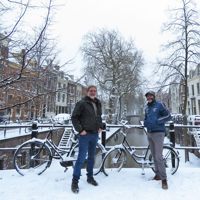 snow in utrecht