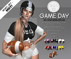 OMY 'Game Day' @ Mainstore